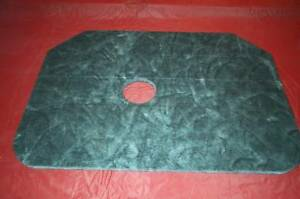 1970 1974 Cuda Challenger 1971 1974 Charger Hood Insulation Pad 70 71 72 73 74