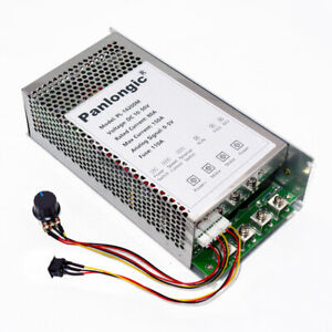 10 50v 150a Reversible Dc Motor Speed Controller Pwm Control Soft Start 7500w
