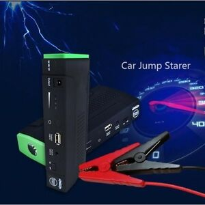 30000mah Multi Function Auto Car Jump Starter Led Power Bank Usb Battery Charger
