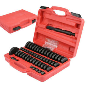 51pcs Bush Bearing Driver Set Remover Installer Removal Built Hand Tool Kit
