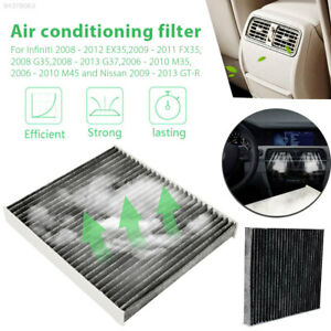 2ba6 Activated Carbon Filter Element Cabin Air Filter For Infiniti Nissan