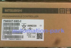 1 Pc New In Box Mitsubishi Hmi Touch Panel F940got swd c F940gotswdc