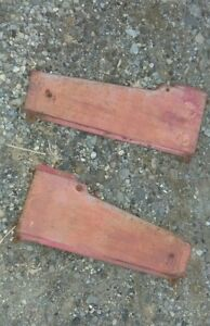 Farmall Ihc Tractor 400 450 Front Grill Side Panels