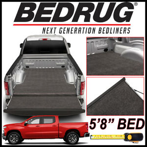 Bedrug Xlt Truck Bed Mat Liner 2019 2020 Chevy Silverado 1500 W 5 8 Bed