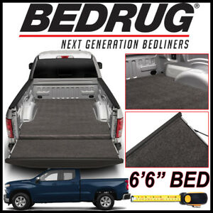 Bedrug Xlt Truck Bed Mat Liner 2019 Chevy Silverado 1500 New Body W 6 6 Bed