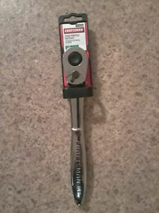 Craftsman Thin Profile Ratchet 1 2 In Drive Lifetime Warranty