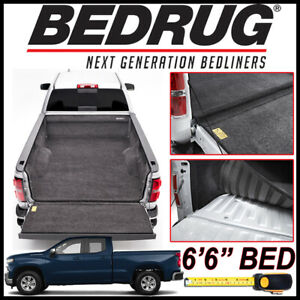 Bedrug Custom Fit Bed Liner Mat 2019 Chevy Silverado 1500 New Body W 6 6 Bed