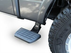 Amp Research Bedstep2 Retractable Truck Bed Step 2009 2014 Ford F 150 All Beds