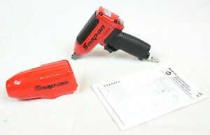 Snap On 1 2 Heavy Duty Air Impact Wrench Pinned Anvil Mg3255p