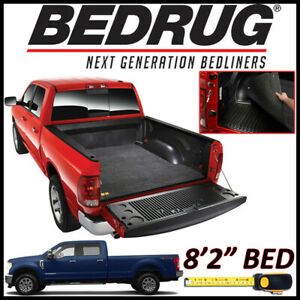 Bedrug Classic Bed Mat Truck Liner 2015 2019 F 250 F 350 With 8 Ft 2 In Bed