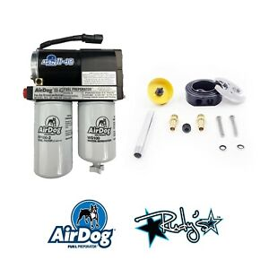 Airdog Ii 4g 200 Gph Fuel Lift Pump Dual Sump For 98 5 04 Dodge 5 9l Cummins