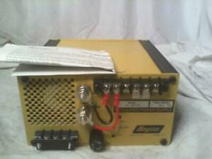 Acopian W12mt29 Regulated Power Supply Gold Box 12v 29a Output New In Box