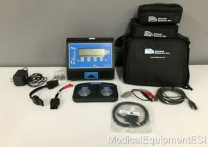 Datrend Systems Phase 3 Defibrillator Pacer Analyzer Tester Impulse Fluke