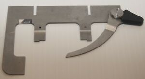 Zeiss Microscope Stage Slide Holder