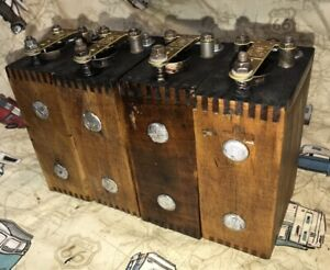 Nice Set Of Four Refurbished Ford Model T Coil Buzz Coils Tuned W Ecct