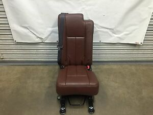 2007 2017 Navigator Ford Expedition 2nd Second Row Middle Jump Seat King Ranch
