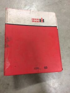 Case 660 Trencher Backhoe Parts Manual Catolog Numbers Engine Trans Chassis