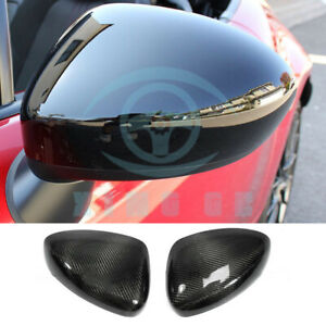 For Mx5 Nd5rc Miata Roadster Carbon Fiber Mirror Cover Stick On Type 2p Xza465
