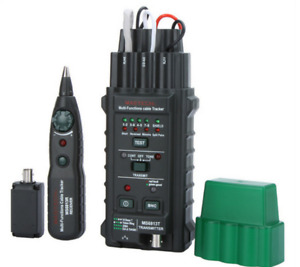 For Multi function Cable Tracker Ms6813 Wired Network Telephone Line Tester