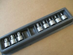 Blue Point 1 4 Stubby Torx Set
