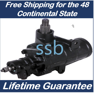 Clos Power Steering Gear Box For Ford Crown Victoria 1997 2002