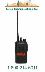 New Motorola Vx 264 d0 5 Vhf 134 174 Mhz 5 Watt 128 Channel Two Way Radio