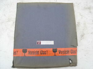 Porsche 356 Cabriolet Convertible Nos Door Glass 64454201221 Sekurit Window