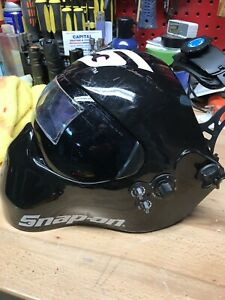 Snap On Welding Helmet