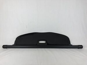 Oem Nissan Rogue X trail Rear Trunk Retractable Cargo Cover Luggage Shade