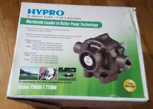 Hypro 7 Or 8 Roller Ni resist Ag Pump 7560n