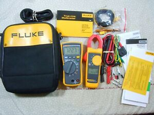 Fluke 116 323 Hvac Kit With Accessories Fluke Case 15513 15514