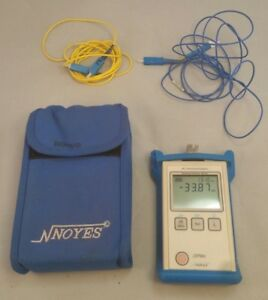 Afl Noyes Opm 4 4c Fiber Optic Power Meter Opm4 Opm4 4