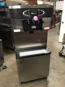 2013 Taylor C713 Soft Serve Frozen Yogurt Ice Cream Machine Warranty 3ph Air