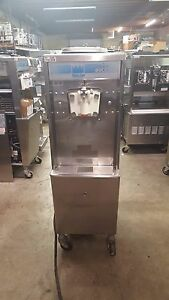 2009 Taylor 751 Soft Serve Frozen Yogurt Ice Cream Machine Fully Working 3ph Air