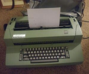 Excellent Ibm Selectric Ii Electric Typewriter 30 Day Warranty