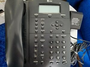 At t Model 955 4 Line Business Speakerphone Telephone