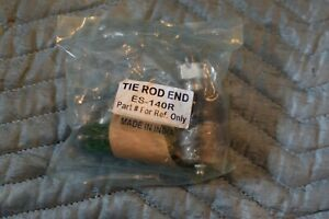Authentic Genuine Willys Navy Ww2 Army Ford Jeep Parts 1942 Rod End Es 140r