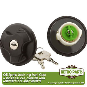 Locking Fuel Cap For Fiat Doblo From 12 2000 Eo Fit