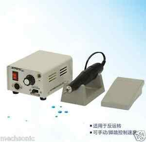 Micromotor Strong 90 Mini Motor Dental Jewelry Polishing Machine 0 35000 Rpm S