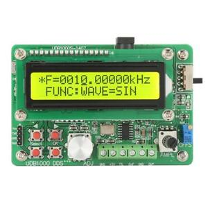 Function Signal Generator Source Frequency Counter Dds Module Wave Usb To Ttl Xl