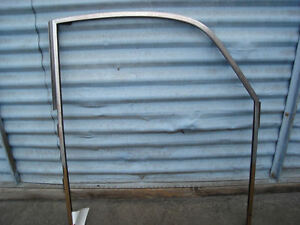 Porsche 356a Door Window Glass Vent Frame Right Coupe 356 A