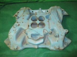 440 Hp 1 4 Bbl 67 68 69 1967 1968 1969 Intake Manifold Good Used Mopar 2806178