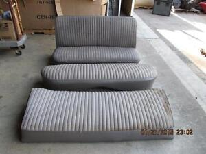 Front Back Bench Seat 65 Coronet 4 Door Or Wagon Good Used Mopar