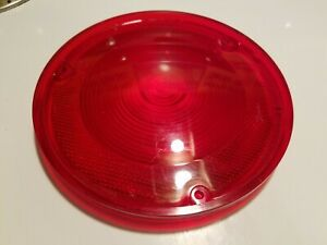 1965 1977 Chevrolet Pickup Truck Step Side Van 6 In Round Tail Light Lens Only