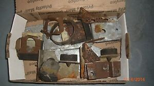 1969 1970 Cadillac Deville Inner Door Bracketry Parts