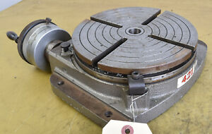 Hofmann 8 Rotary Table ctam 4286
