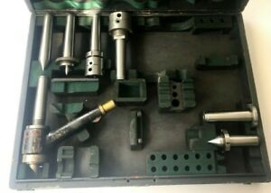 Sip Societe Genevoise Accessories For Mt4 Milling Machines Swiss Made Rare