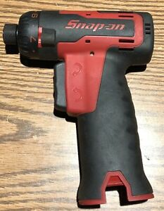 Snap On Cts725 14 4v 1 4 Hex Microlithium Cordless Screwdriver