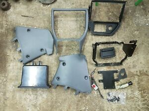 Rare 92 95 Honda Civic Oem Dual Din Optional Center Console Eg6 Eg9 Eg2 Sir