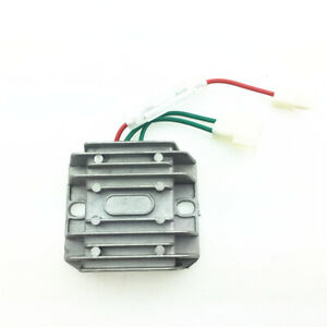 Air cooled Diesel Engine Tiller Current Regulator Rectifier Charging Regulator